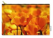 Glory Of Poppies Carry-all Pouch