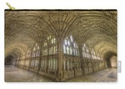 Gloucester Cathedral Cloisters Carry-all Pouch