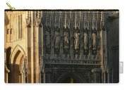 Gloucester Cathedral Entrance Carry-all Pouch
