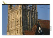 Gloucester Cathedral Spire Carry-all Pouch