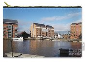 Gloucester Historic Docks 3 Carry-all Pouch