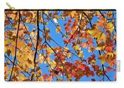 Glowing Autumn Carry-all Pouch