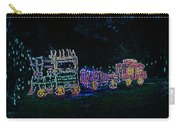 Glowing Choo Choo Carry-all Pouch