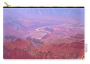 Glowing Colors Of The Grand Canyon Carry-all Pouch