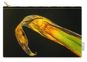 Glowing Corn Leaf Carry-all Pouch