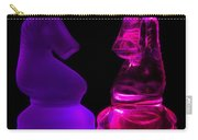 Glowing Glass Knights Carry-all Pouch