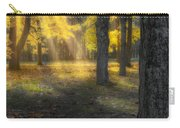 Glowing Maples Square Carry-all Pouch