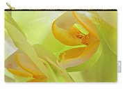 Glowing Orchid - Lemon And Lime Carry-all Pouch