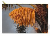 Glowing Palm Blossoms Carry-all Pouch