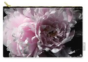 Glowing Pink Peony Carry-all Pouch