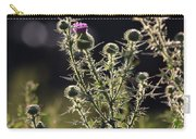 Glowing Thistle - 1 Carry-all Pouch
