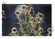 Glowing Thistle - 3 Carry-all Pouch