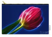 Glowing Tulip Carry-all Pouch
