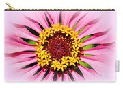Glowing Zinnia By Kaye Menner Carry-all Pouch