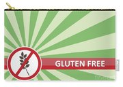 Gluten Free Banner Carry-all Pouch