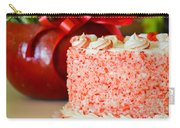 Gluten Free Peppermint Cake Carry-all Pouch
