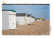 Glyne Gap Beach Huts In Sussex Carry-all Pouch