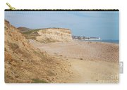 Glyne Gap Cliffs In Sussex Carry-all Pouch