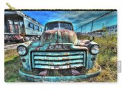 Gmc Coal Truck 1950s No 3 Carry-all Pouch