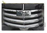 Gmc Truck Emblem Carry-all Pouch