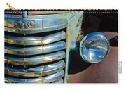 Gmc Truck Grille Emblem Carry-all Pouch