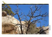 Gnarly Joshua Tree Carry-all Pouch