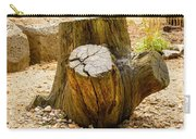 Gnarly Stump Carry-all Pouch