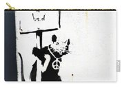 Go Back To Bed Protester Carry-all Pouch