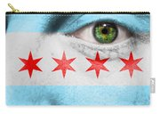 Go Chicago Carry-all Pouch by Semmick Photo