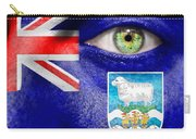 Go Falkland Islands Carry-all Pouch
