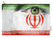 Go Iran Carry-all Pouch