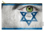 Go Israel Carry-all Pouch