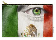 Go Mexico Carry-all Pouch