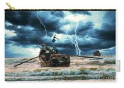 Go Though The Storm Carry-all Pouch
