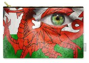 Go Wales Carry-all Pouch