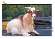 Goat On The Roof Carry-all Pouch