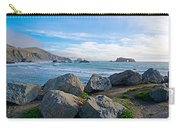 Goat Rock State Beach Near Russian River Outlet Near Jenner-ca Carry-all Pouch