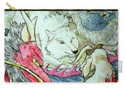 Goats Vs Wolves Carry-all Pouch