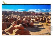 Goblin Valley  Carry-all Pouch