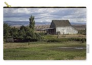 God Bless America Barn Carry-all Pouch
