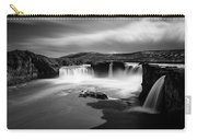 Godafoss Carry-all Pouch by Dave Bowman