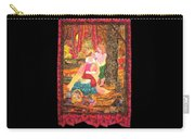 Goddess Crowning Carry-all Pouch