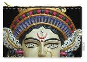Goddess Durga Carry-all Pouch by Sayali Mahajan