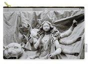 Goddess Durga Carry-all Pouch by Shaun Higson