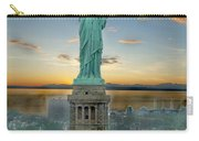 Goddess Of Freedom Carry-all Pouch