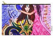 Goddess Trinity Carry-all Pouch