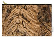 Goden Fern Branch Carry-all Pouch