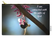 God's Gifts Carry-all Pouch