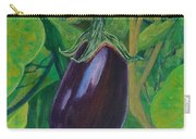 God's Kitchen Series No 6 Brinjal Carry-all Pouch