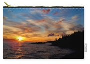 God's Morning Painting Carry-all Pouch